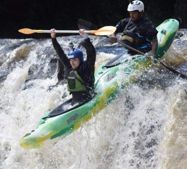 Kayak Extremo - EcoAção