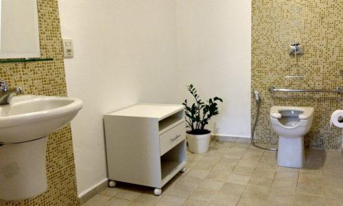 Suíte Conforto Toilet